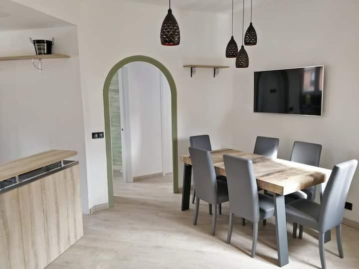 Apartamento Pont de Suert acogedor y moderno