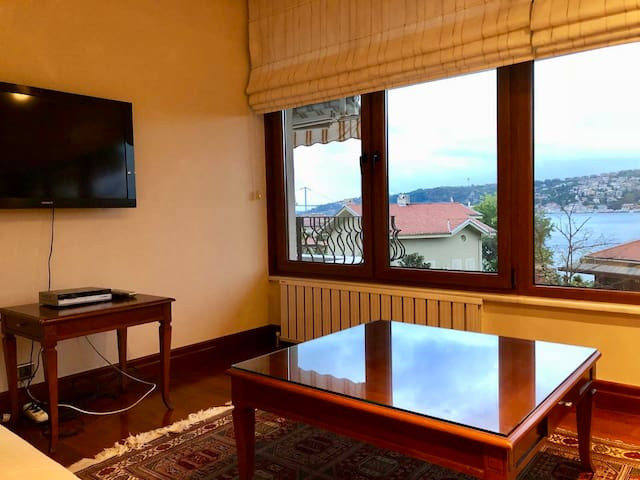 2 Bedroom Apartment with Stunning Bosphorus View