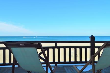 Vue Unique sur la Mer ! Appart+Terrasse de 20m2