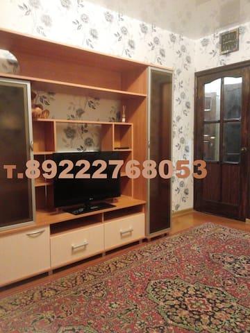 Недорогая уютная квартира для вас в Ухте - Ukhta