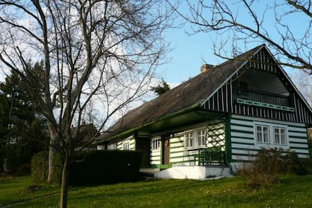 Timbered cottage in Bohemian Paradise - Troskovice - Haus