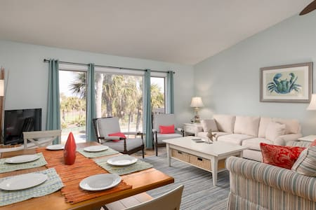 Palmetto Perch, close to Beach, Pool, Golf