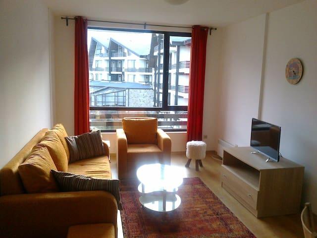 Lovely one bedroom apartment in Aspen Golf Razlog - Razlog - Pis
