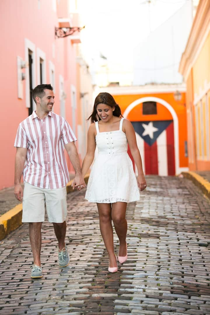 Capture your visit to Puerto Rico