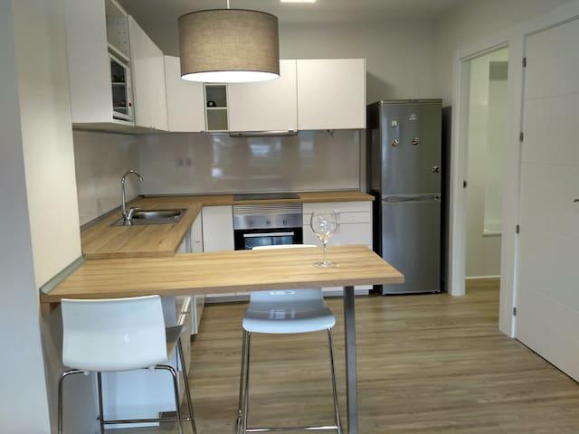 Apartamento en Getxo recién reformado