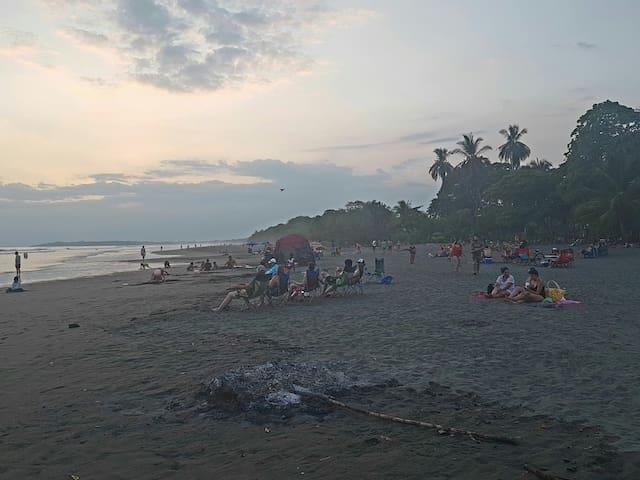 Nice beach house closed community - Bejuco - House