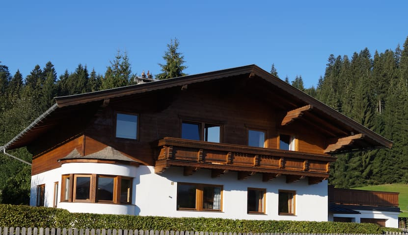 Chalet Oberndorf near Kitzbühel - Oberndorf in Tirol - Huis