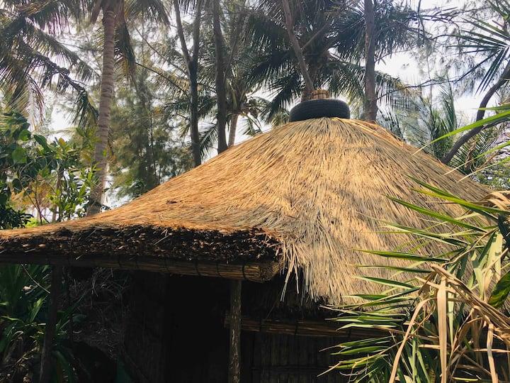 Bush Beach hut 1