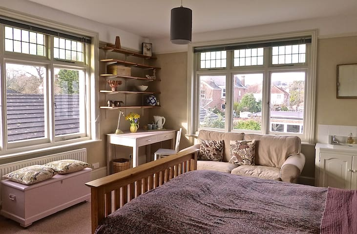 Attractive double bedroom in Exeter - Exeter