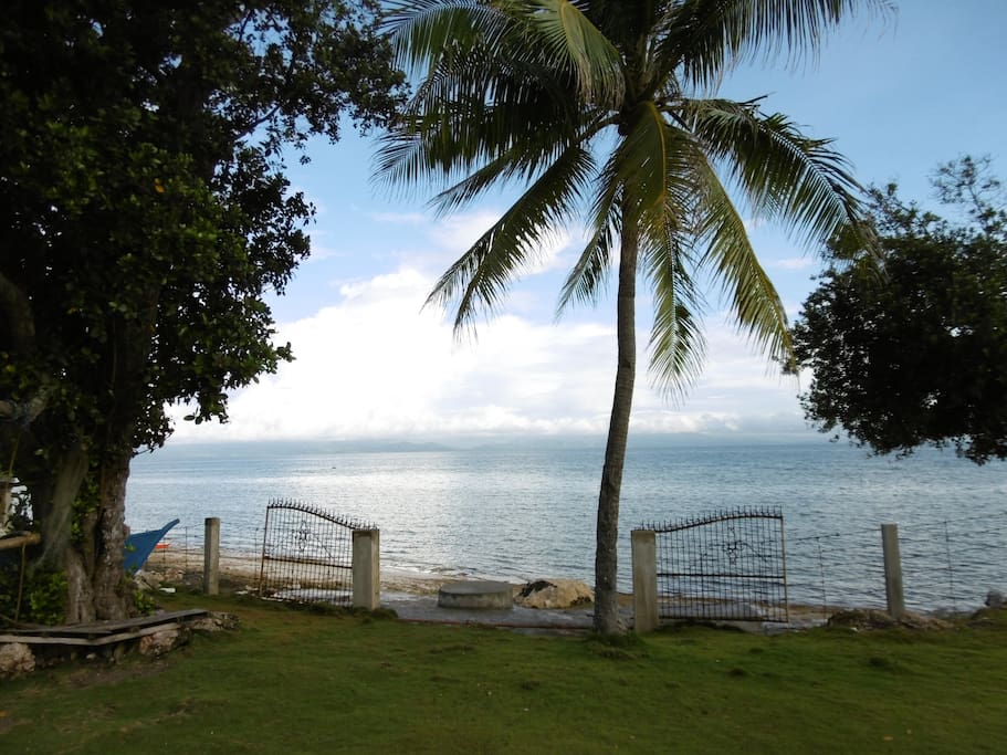 Beautiful views of Negros and the Tanon strait