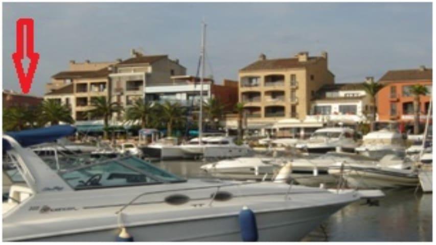 PORTOVECCHIO,PORT, STUDIO CLIM PISCINE GARAGE WIFI - Porto-Vecchio - Apartment