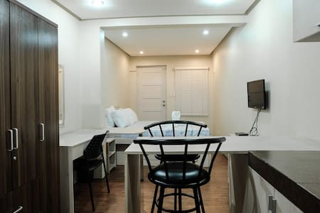 G/F Modern Studio Apartment in Makati City - Appartement