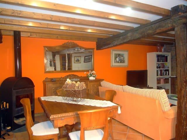 Casa Rural. Cruz de Rubalcaba. Cantabria - Liérganes - Casa