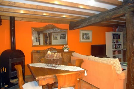 Casa Rural. Cruz de Rubalcaba. Cantabria - Liérganes
