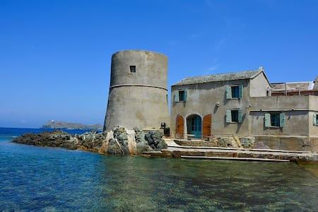 Maison exceptionnelle à la pointe du Cap Corse - Ersa