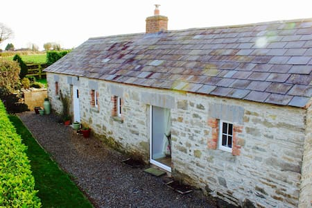 Rose Cottage, in the middle of the Boyne Valley - Meath - Zomerhuis/Cottage