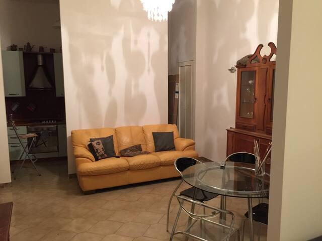 Appartamento indipendente in villa - San Giorgio a Cremano