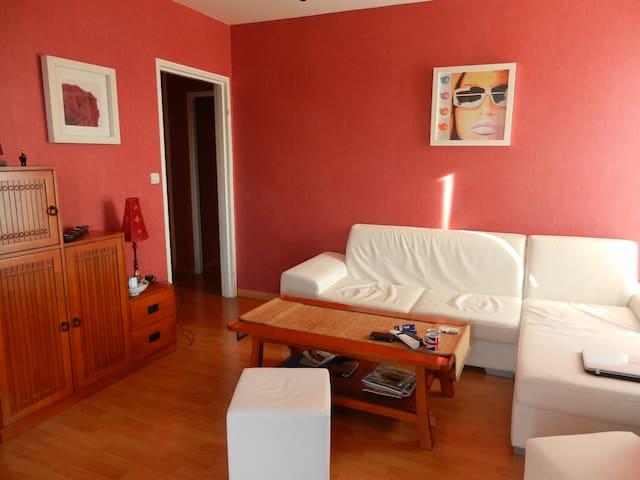 Un grand F4 sympa à 30 mn de Paris - Épinay-sous-Sénart - Wohnung