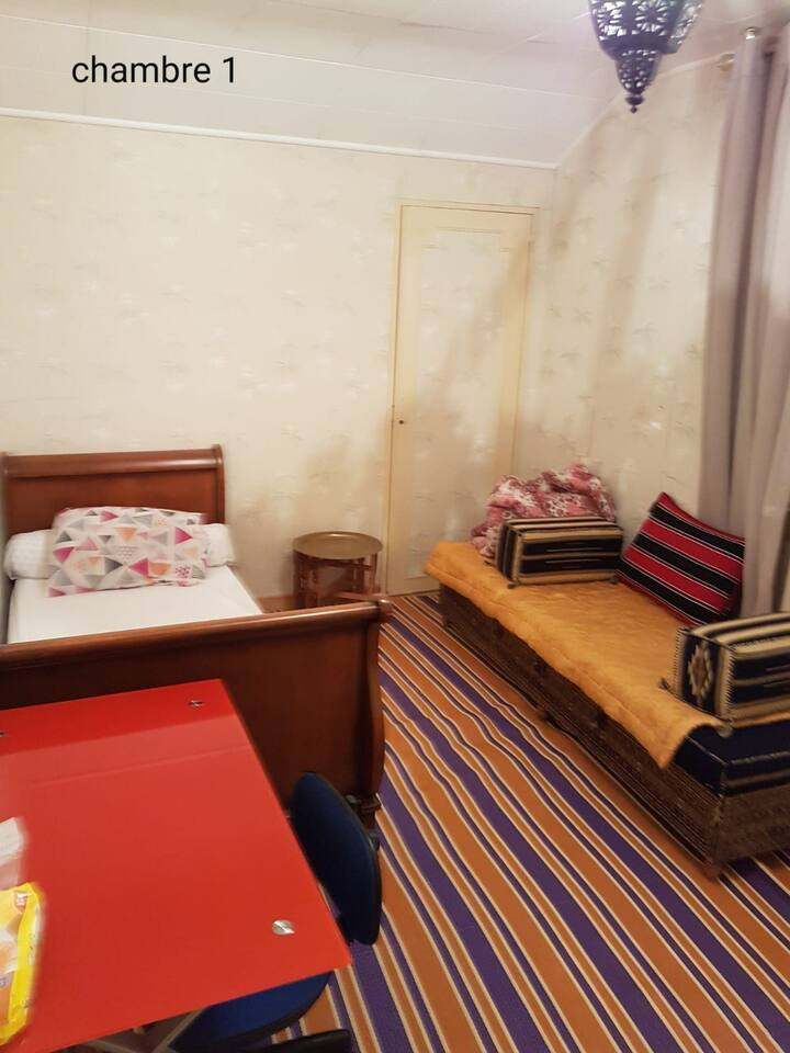 chambre Spacieuse BOURGES