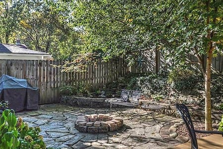 Beautiful Downtown Home in Historic District - Asheville - Maison
