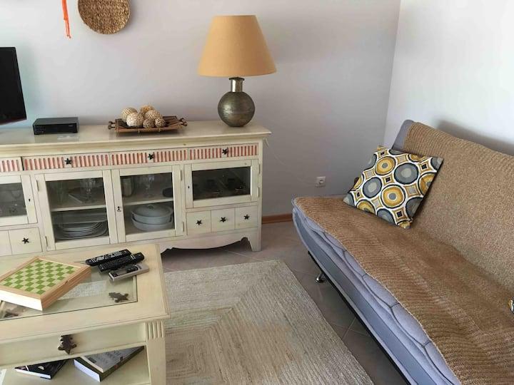 Long term Algarve - Falesia Beach