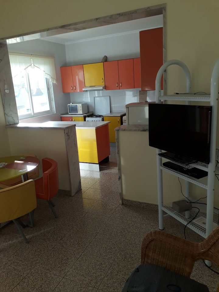 T2 apartment, its comfortable and well located