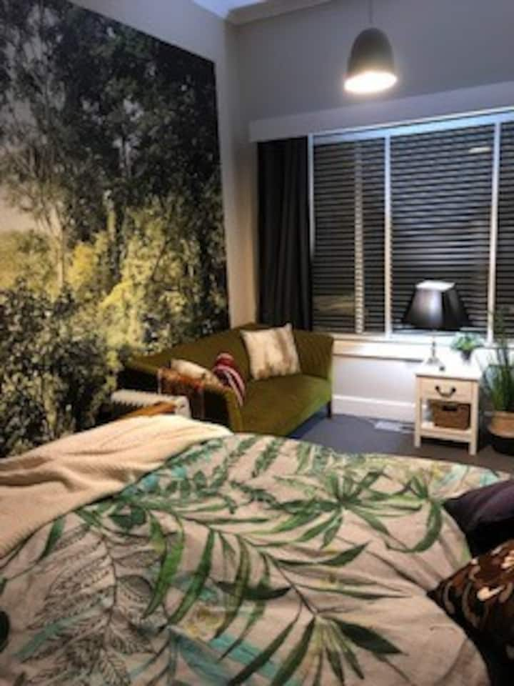 Boutique Accommodation Forest Room