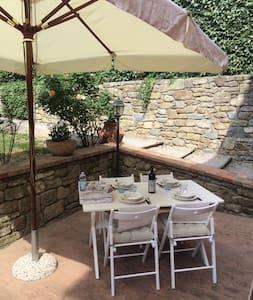 Il Giardino del Calice - Cortona - Radhus
