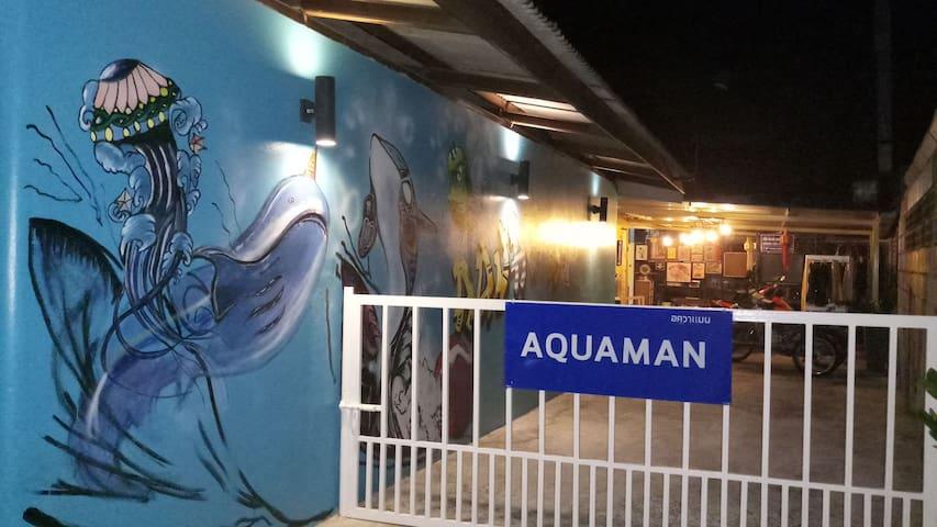 Aquaman @ Chalong Pier r.4