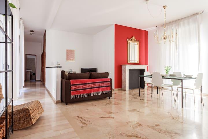 Stupendo appartamento in centro - Bologna - Leilighet