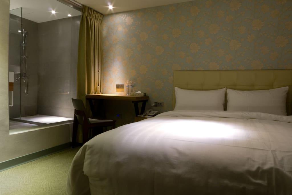 五星級大飯店採用的Sealy席伊利雙人床