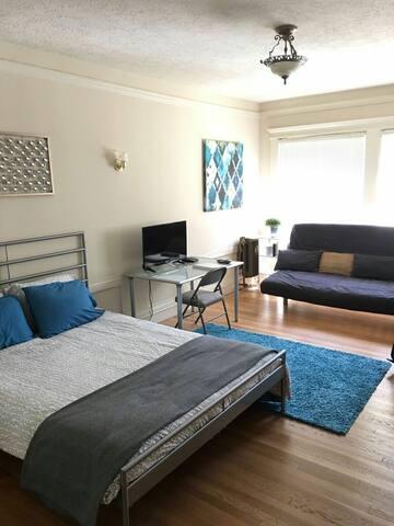 Cozy studio in a great location! - Oakland - Byt
