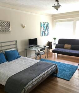 Cozy studio in a great location! - Oakland - Apartment