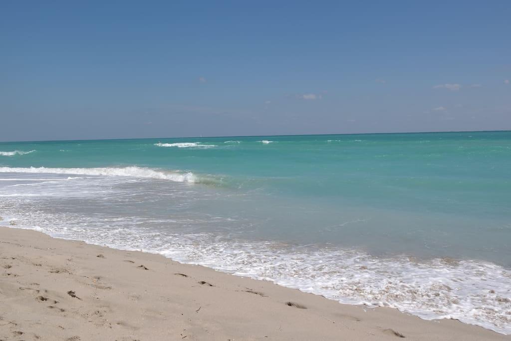 Sandy Sunny Isles Beach