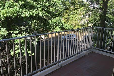 2 pièces au calme 56 m2 avec balcon sud-ouest - Garches - Διαμέρισμα