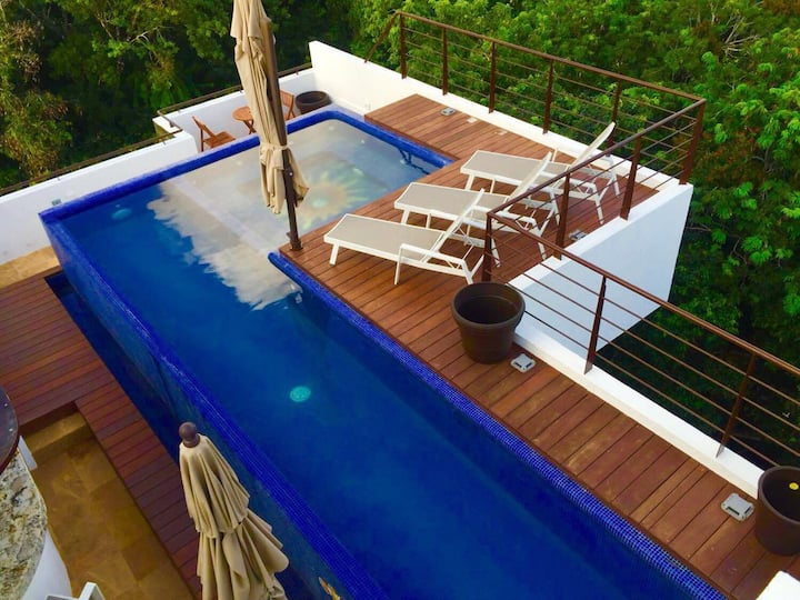 Great Location Equipped Studio Rooftop Pool