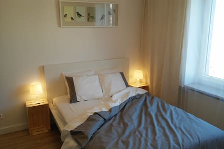 Cosy flat 12 min from Old Town - Cracóvia