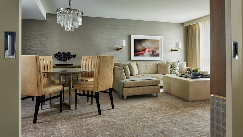 Viceroy L'Ermitage Beverly Hills, Beverly Suite