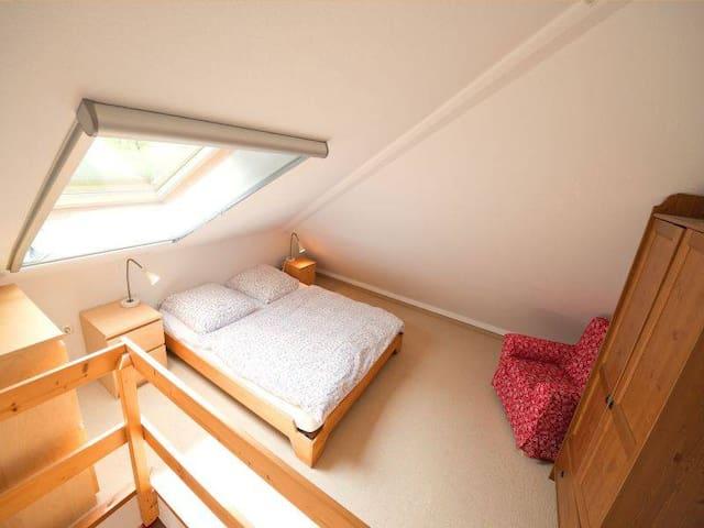 Hofgut Uhenfels, (Bad Urach), Wohnung Stallblick, 45qm, max. 4 Personen