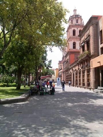 Departamento ¨Corazón del centro histórico!¨