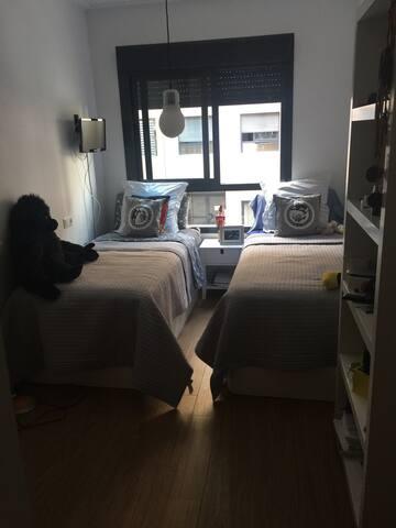 Apartamento, acogedor y cálido .-