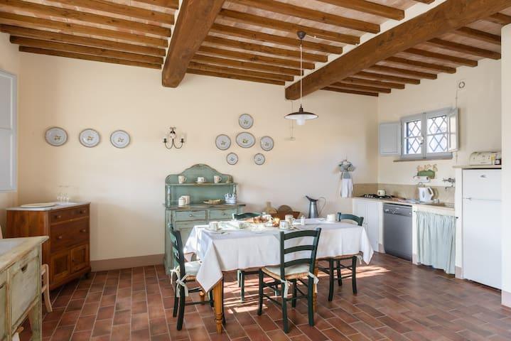 Casa Palmiero - Casale Sant'Alberto - Monteroni D'arbia - House