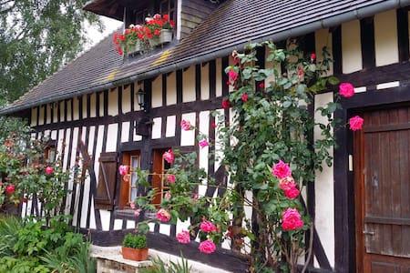 maison complète 2 chambres au calme à la campagne - Saint-Désir