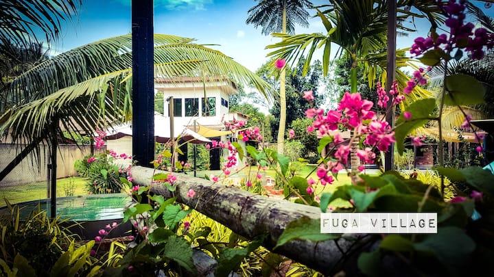 Seaside Getaway. The Villa @Fuga Village.