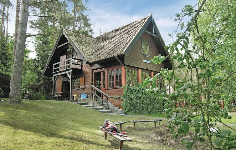 Holiday cottage with 3 bedrooms on 149m² in Grunwald
