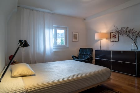 A cosy suite in a Villa  from 1928 - Rheinfelden - Villa