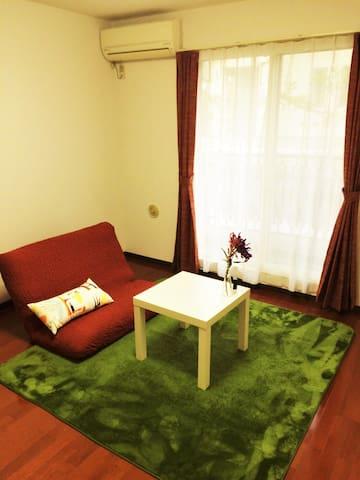 Private clean room! - kawaguchiko - Lejlighed