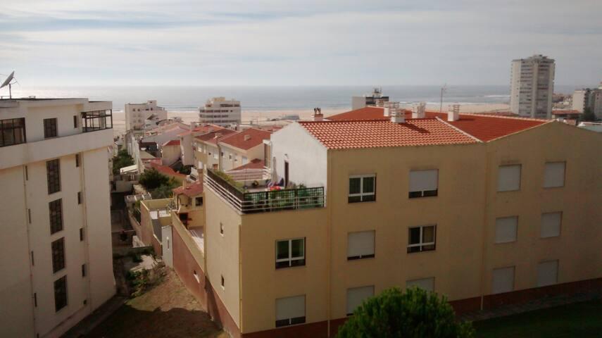 T2 em Buarcos com vista para o mar - Buarcos - Appartement