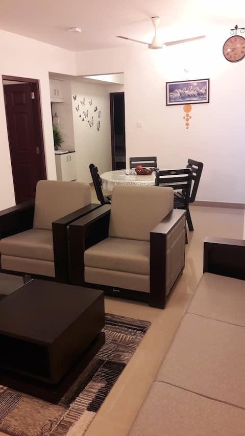 Kannur - Marvellous living, comfort at its best