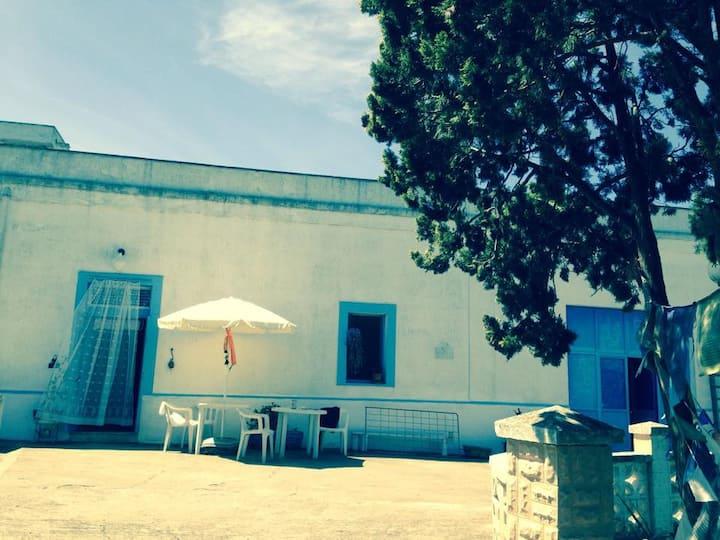 Blue Puglia countryhouse
